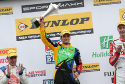 Round 3 Race Winner Colin Turkington