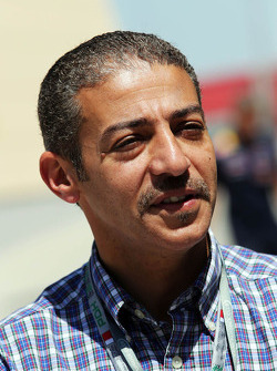 Sherif Al Mahdy, Bahrain International Circuit Commercial Director