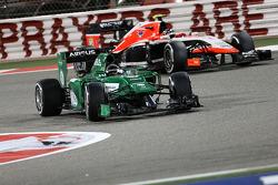 Kamui Kobayashi, Caterham F1 Team  06