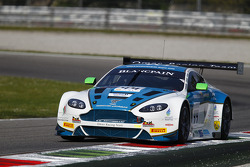 #44 Oman Racing Team Aston Martin Vantage GT3: Stephen Jelly, Ahmad Al Harty, Michael Caine