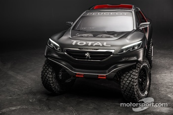Peugeot 2008 DKR reveal