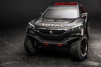 Peugeot 2008 DKR reveal