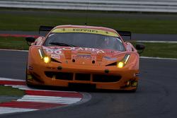 #90 8 Star Motorsports Ferrari F458 Italia: Vicente Potolicchio, Gianluca Roda, Paolo Ruberti