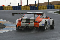 #27 Nourry Compétition Porsche 911 GT3 R: Michel Nourry, David Loger