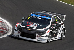 Testing,Tom Chilton, Chevrolet RML Cruze TC1, ROAL Motorsport