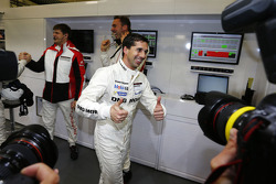Pole position for Neel Jani