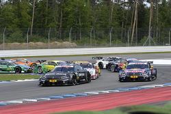 Bruno Spengler, BMW Team Schnitzer, BMW M4 DTM, AntÛnio FÈlix da Costa, BMW Team MTEK, BMW M4 DTM,