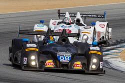 TUSC: #88 BAR1 Motorsports ORECA FLM09: Doug Bielefeld, Ryan Eversley