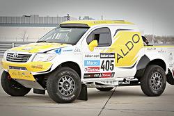 ALDO Toyota Tacoma unveil