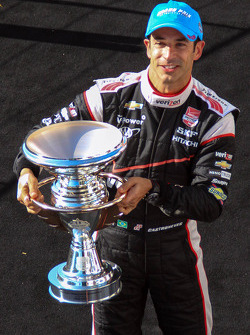 Third place Helio Castroneves