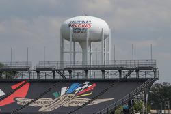 Indianapolis Motor Speedway atmosphere