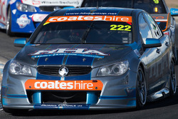 V8SUPERCARS: Nick Percat, Coates Hire Racing