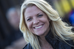 Patricia Driscoll, Kurt Busch's girlfriend