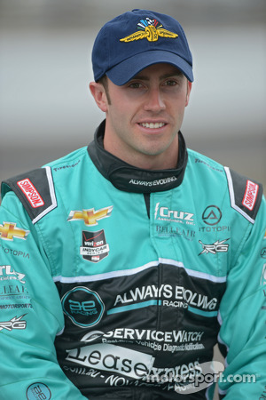 James Davison, KV Racing Technology