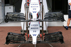 Williams FW36 front wings