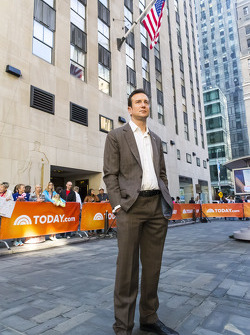 Kurt Busch on the Today Show