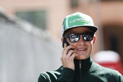GP2: Marcus Ericsson, Caterham F1