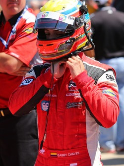 INDYLIGHTS: Gabby Chaves
