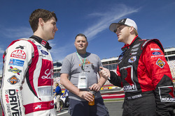 Ryan Reed and Chris Buescher