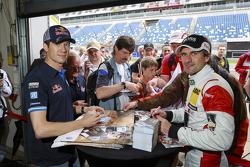 Sébastien Ogier, Markus Winkelhock