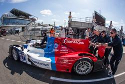 #37 SMP Racing Oreca 03 - Nissan