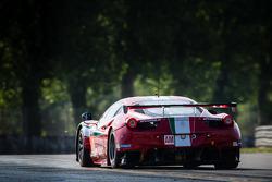 #61 AF Corse Ferrari 458 Italia: Luis Perez-Companc, Marco Cioci, Mirko Venturi