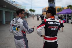 Michael Essa and Daigo Saito