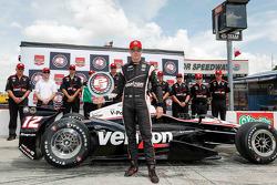 INDYCAR: Polesitter Will Power, Team Penske Chevrolet