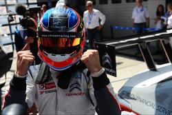 Winner Jose Maria Lopez, Citroen C-Elysee WTCC, Citroen Total WTCC