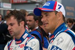 Stéphane Sarrazin and Nicolas Lapierre