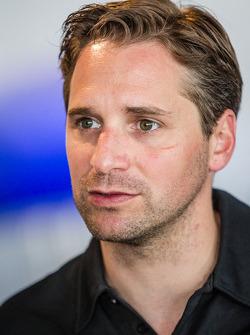 Lotus T129 LMP1 presentation: Christijan Albers