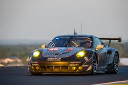 #88 Proton Competition Porsche 911 RSR (991): Christian Ried, Klaus Bachler, Khaled Al Qubaisi