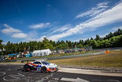 #10 Abt Racing Audi R8 LMS ultra: Christopher Mies, Christer Jöns, Nicki Thiim