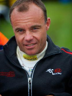 Kia Racing/Kinetic Motorsports Nic Jonsson