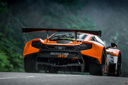 The McLaren 650s GT3