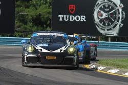 TUSC: #27 Dempsey Racing Porsche 911 GT America: Patrick Dempsey, Andrew Davis