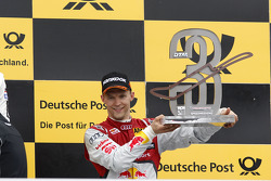 Podium, 3rd Mattias Ekstrom, Audi Sport Team Abt Sportsline, Audi A5 DTM