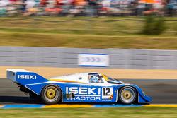 #12 1984 Porsche 956: Russell Kempnich