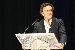 FORMULA-E: Alejandro Agag, CEO, Formula E
