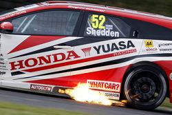 BTCC: Gordon Shedden, Honda Yuasa Racing