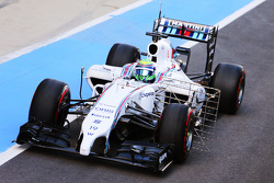 F1: Felipe Massa, Williams FW36