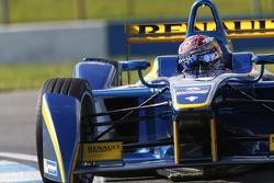 FORMULA-E: Sebastien Buemi, e.dams-Renault