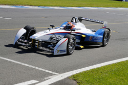 FORMULA-E: Scott Speed, Andretti Autosport