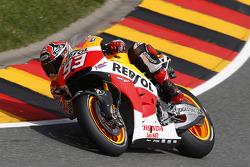 MOTOGP: Marc Marquez, Repsol Honda Team