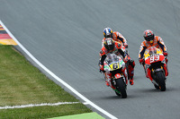 Stefan Bradl and Marc Marquez