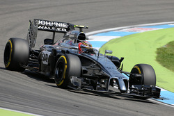 F1: Kevin Magnussen, McLaren F1