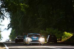 BES: #44 Oman Racing Team Aston Martin Vantage GT3: Michael Caine, Stephen Jelley, Ahmad Al Harthy