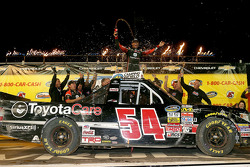 NASCAR-TRUCK: Race winner Darrell Wallace Jr.