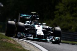 F1: Nico Rosberg , Mercedes AMG F1 Team