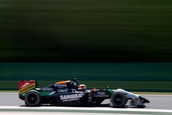 F1: Nico Hulkenberg, Sahara Force India